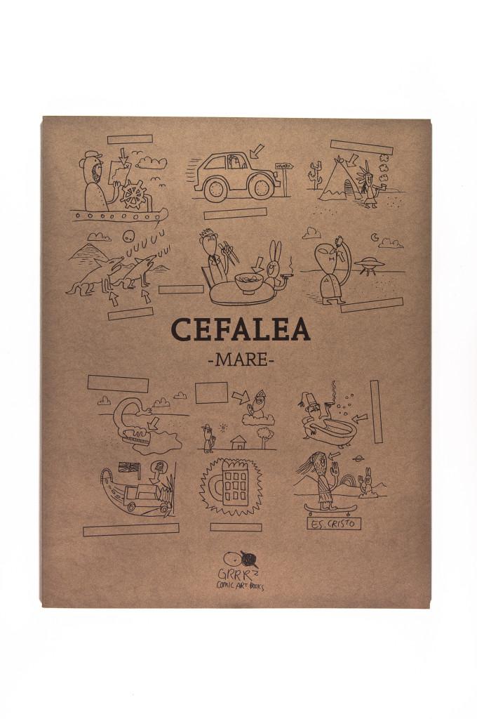 Cefalea cover