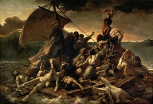 JEAN_LOUIS_THÉODORE_GÉRICAULT_-_La_Balsa_de_la_Medusa_(Museo_del_Louvre,_1818-19)