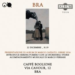 Album @ Caffè Boglione – il 22 a Bra