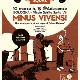 MINUS Vivens, un po' di amarcord
